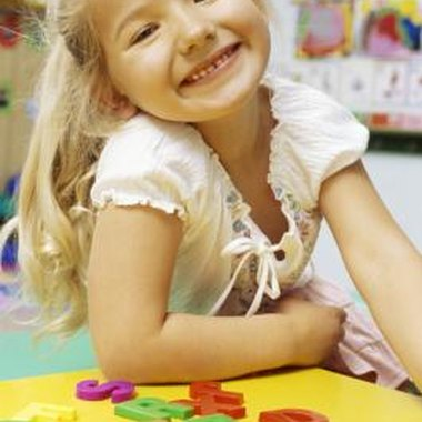 Incorporate many activities into preschool Sunday school lessons.