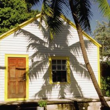 Key West, Florida offers vacationers a lively tropical paradise.