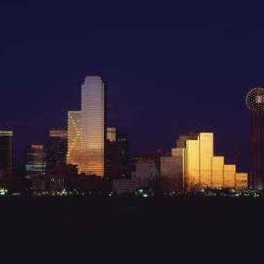 Unlike San Antonio and Austin, Dallas hosts few organized social events.