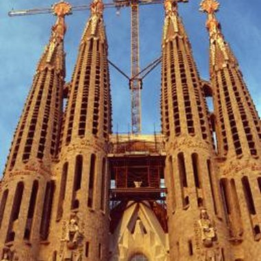 Barcelona's Sagrada Familia is part of the city's tradition of architectural daring.