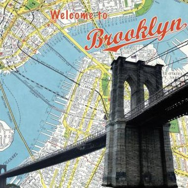 The Brooklyn Bridge is an iconic symbol of New York.