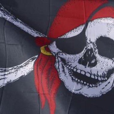 A pirate-themed homecoming can feature a pirate's-ship homecoming float.