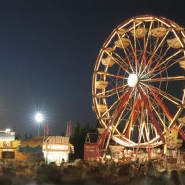 Lucky Lackawanans enjoy four big carnivals and festivals every year.