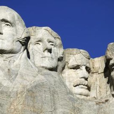 On August 10, 1927, Mount Rushmore was formally dedicated.