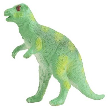 Use your child's toys as inspiration for dinosaur party activities.