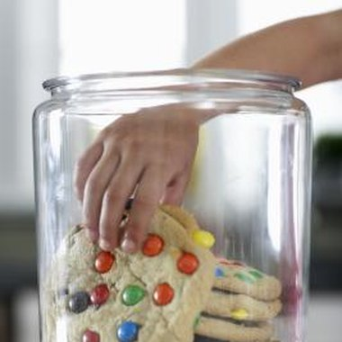 Decorate your party venue with cookie jars to align with the theme.