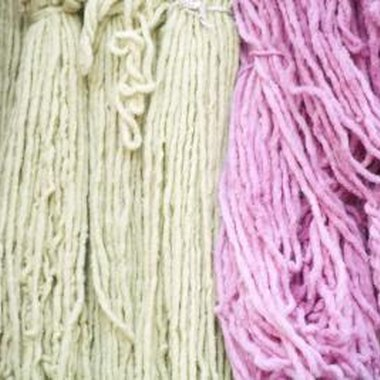 Save money by making your own yarn yardage counter.