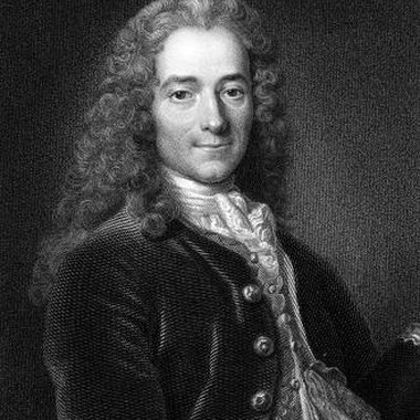 Voltaire (1694-1778) was one of the most progressive thinkers of his time.