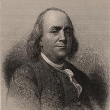 Ben Franklin is an iconic figure of American history.