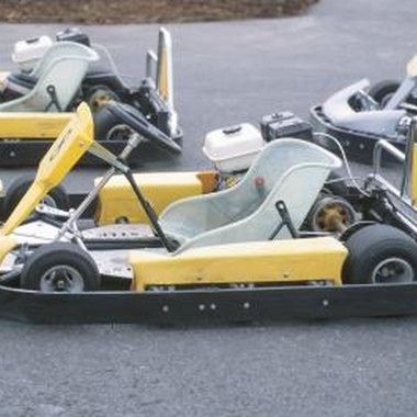 Go-karts are one activity for those in the Boonsboro area.