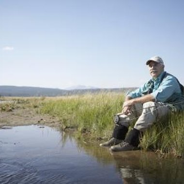 Retirement creates time for a daily fishing habit.