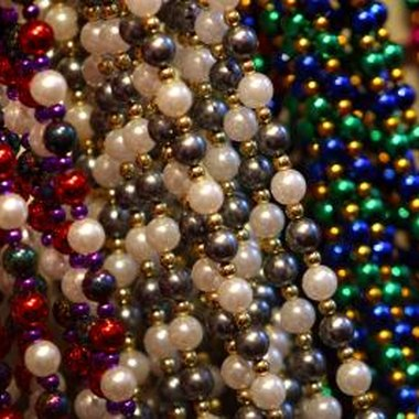 The Mardi Gras carnival season has deep roots in the communities of Louisiana.