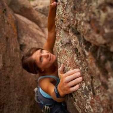 Bouldering allows you to climb without rope support.