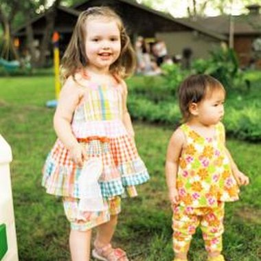 Throw a toddler birthday party that gets kids moving and exploring.