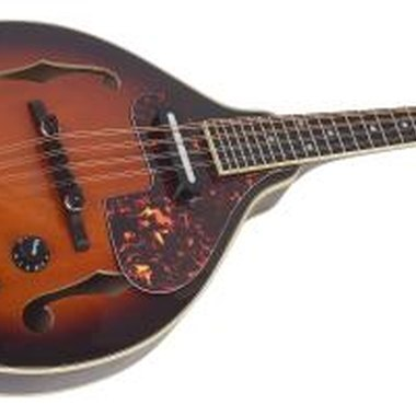 The flatback mandolin is the most recognized in the United States.