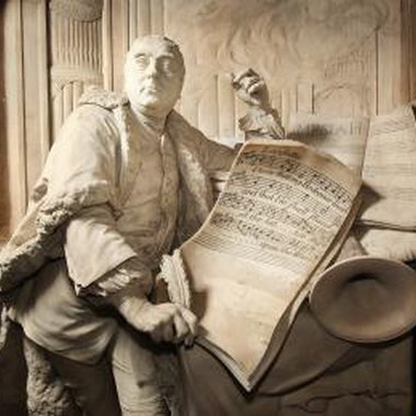 Handel composed operas that were performed in England.