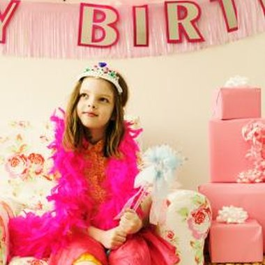 Dress the birthday girl in pink for her Pinkalicious party.