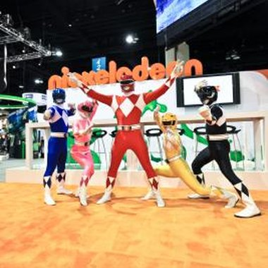 The 2010 version of the Power Rangers is missing the green Ranger.