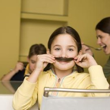Create your own mustache.