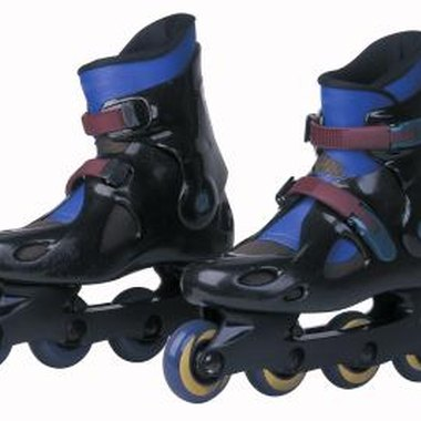 Create a special roller-skate invitation for your party.