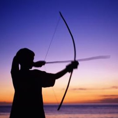 Archery has been practiced for thousands of years.