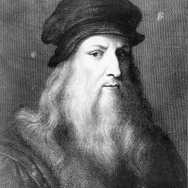 Da Vinci's theories on primary colors introduced new modes of artistic thinking and techniques.