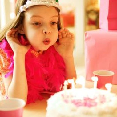 Every little girl should feel like a princess on her birthday.