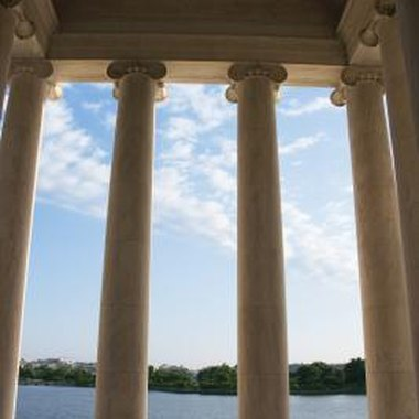 Many of Washington's iconic monuments are located along the Potomac River.