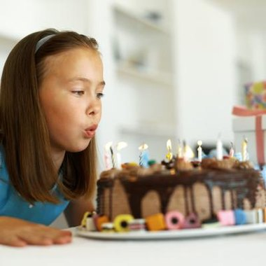 Plan party games to make your child's twelfth birthday party special.