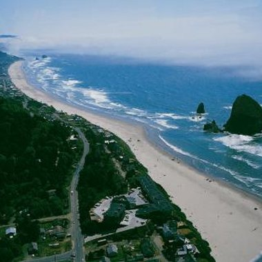 The scenic, windswept Oregon Coast holds many treasures for travelers.
