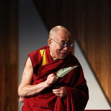 The Dalai Lama is one religious figure who appears in