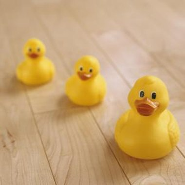 If your child loves rubber duckies, select those for a party theme.
