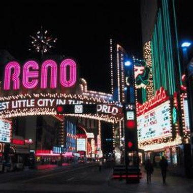 Reno is known as