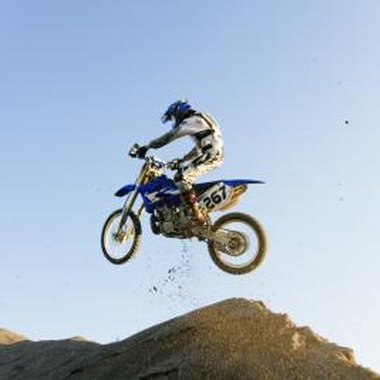 Head to west Tennessee for some of the country's best dirt bike riding.