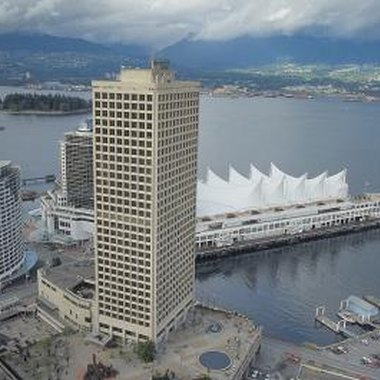 Travelers find accommodations within minutes of Vancouver International Airport.
