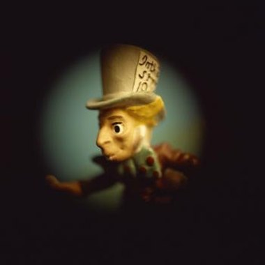 Various forms of the Mad Hatter are found in public domain images.