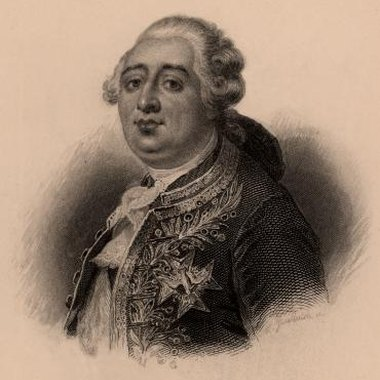 Louis XVI was in power at the start of the French Revolution.