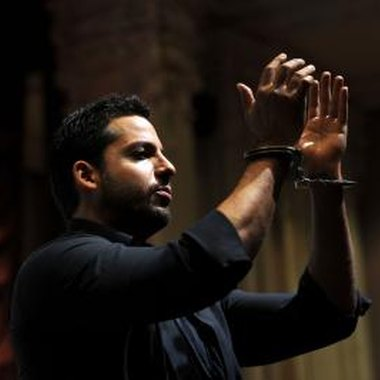 David Blaine is renowned for his laid back performance style.