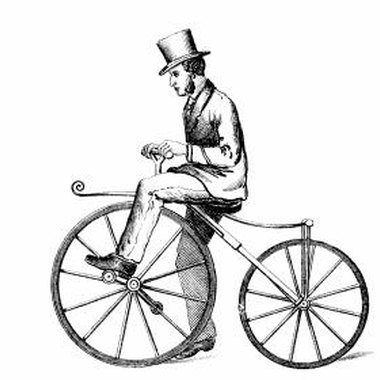 Prepare the sketch of the bicycle you want to make.