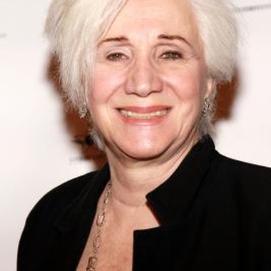 Olympia Dukakis played Loe, the matriarch of the Rieman family.