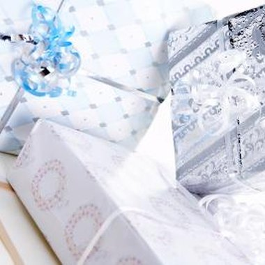 Spread out gift-giving occasions to avoid seeming