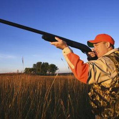 Hunting is a popular outdoor hobby that intrigues many young children.