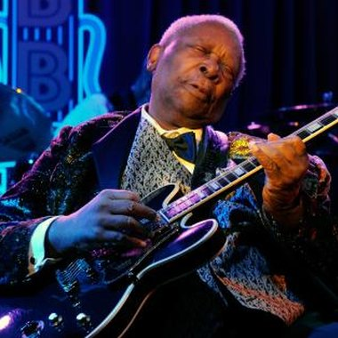 B.B. King started naming his guitars Lucille after a 1949 bar fight.