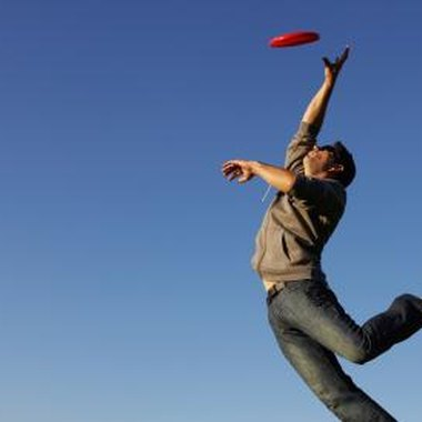 Practice drills to improve your ultimate Frisbee skills.