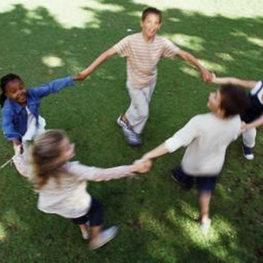 Plan exciting party games to keep a group of 11-year-olds busy.