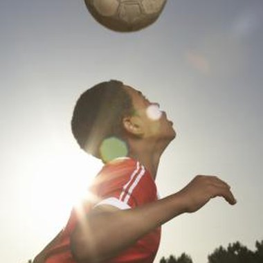 Young soccer players have plenty of places to practice their skills in Ontario.