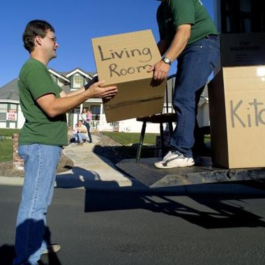 Moving helpers can take the stress out of moving.