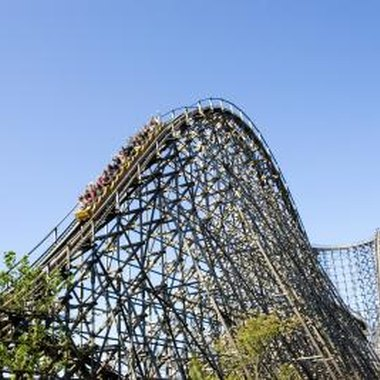 Worlds of Fun has seven roller coasters for thrill-ride enthusiasts.