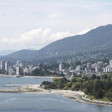 Several eco-friendly hotels can be found in Vancouver.