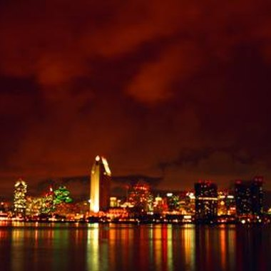 San Diego presents a wealth of visitor attractions by the sea.
